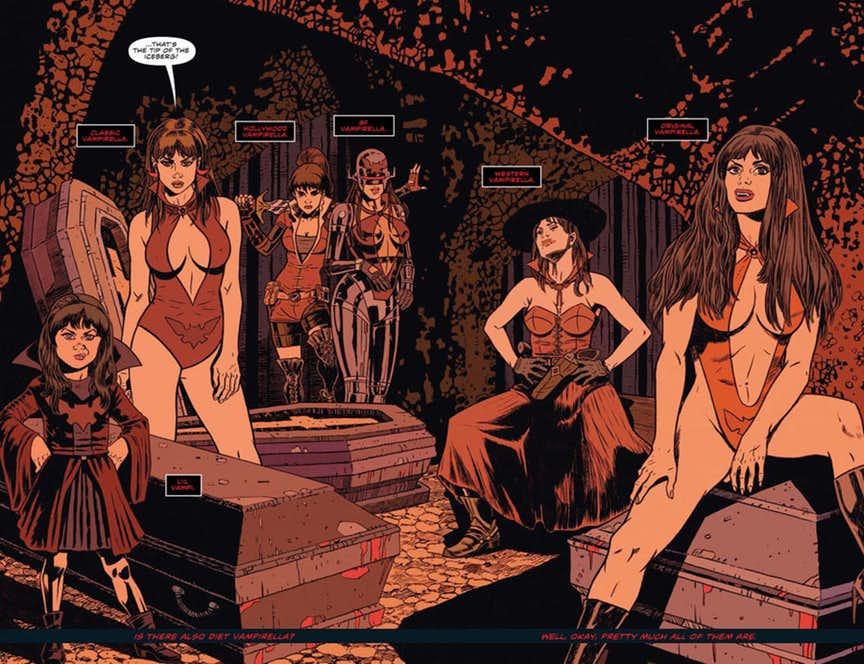 Vampirella Her Inner Demons